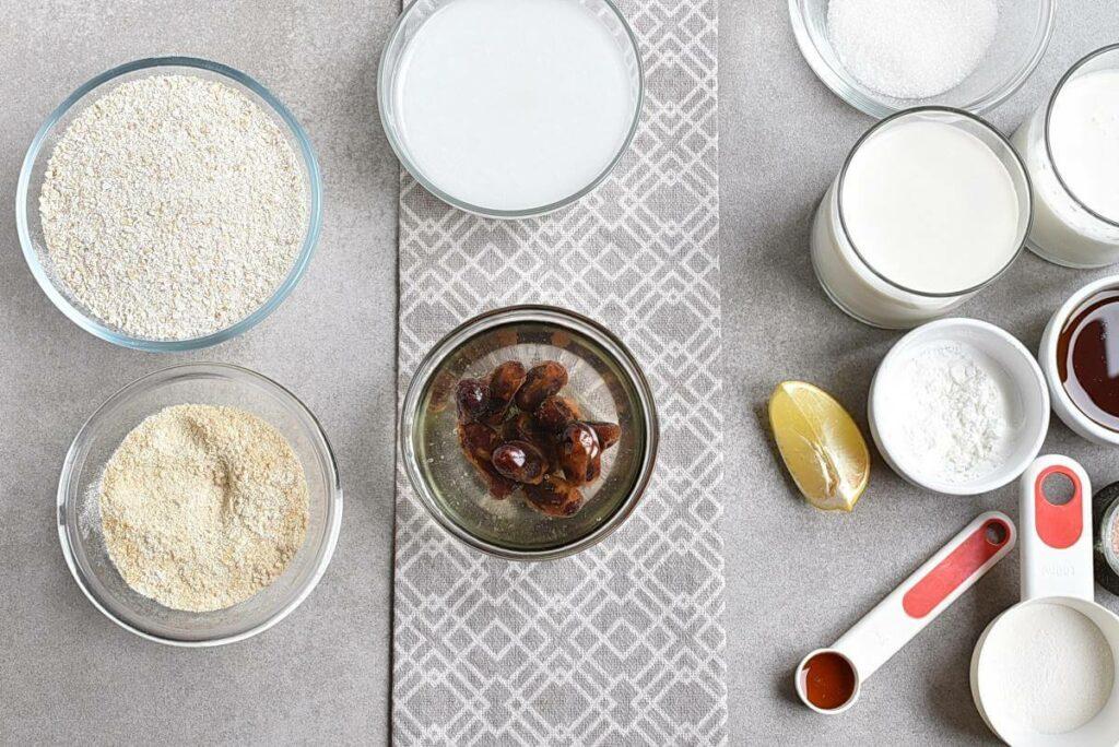 Gluten-Free Pretty Peach Tart recipe - step 2