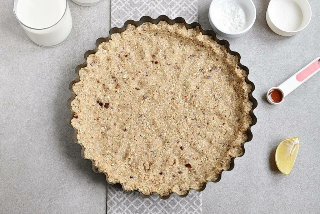 Gluten-Free Pretty Peach Tart recipe - step 5