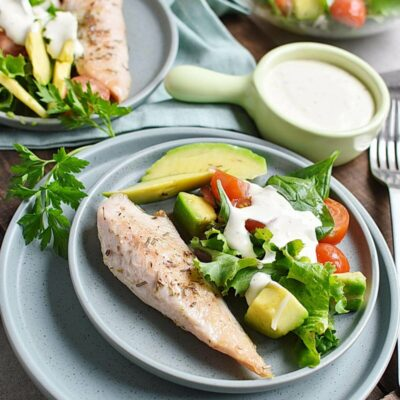 Grilled Chicken Salad with Creamy Dressing Recipes– Homemade Grilled Chicken Salad with Creamy Dressing–Easy Grilled Chicken Salad with Creamy Dressing