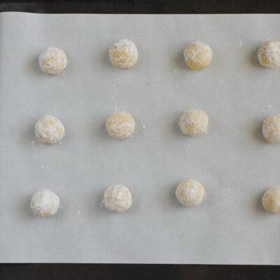 Lemon Crinkle Cookies recipe - step 8