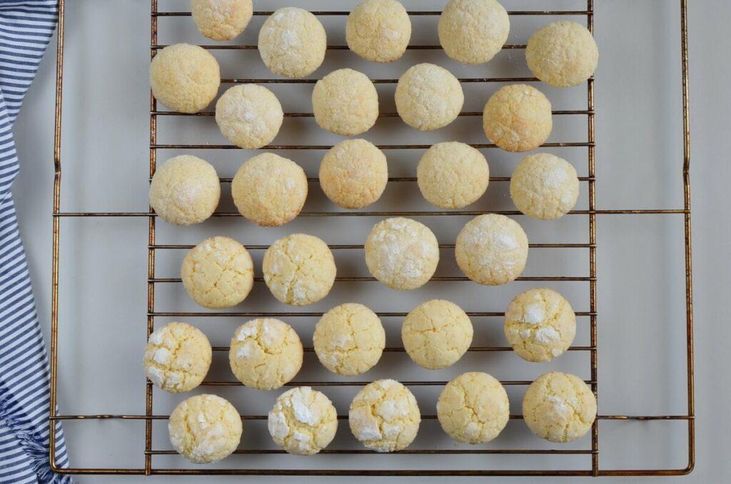 Lemon Crinkle Cookies recipe - step 10