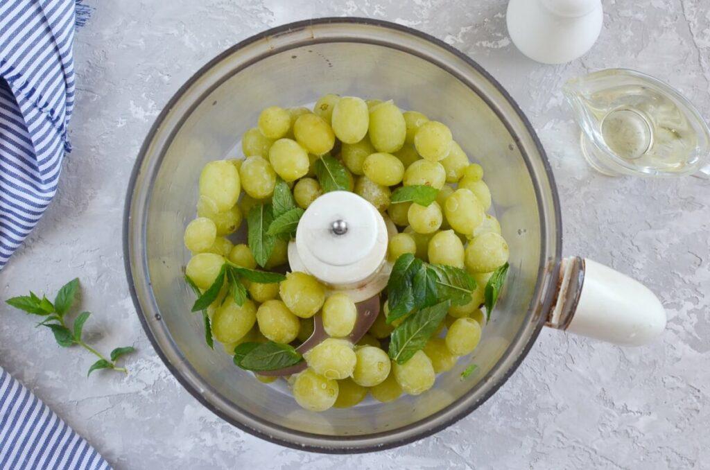 No-Churn Vegan Grape Sorbet recipe - step 1