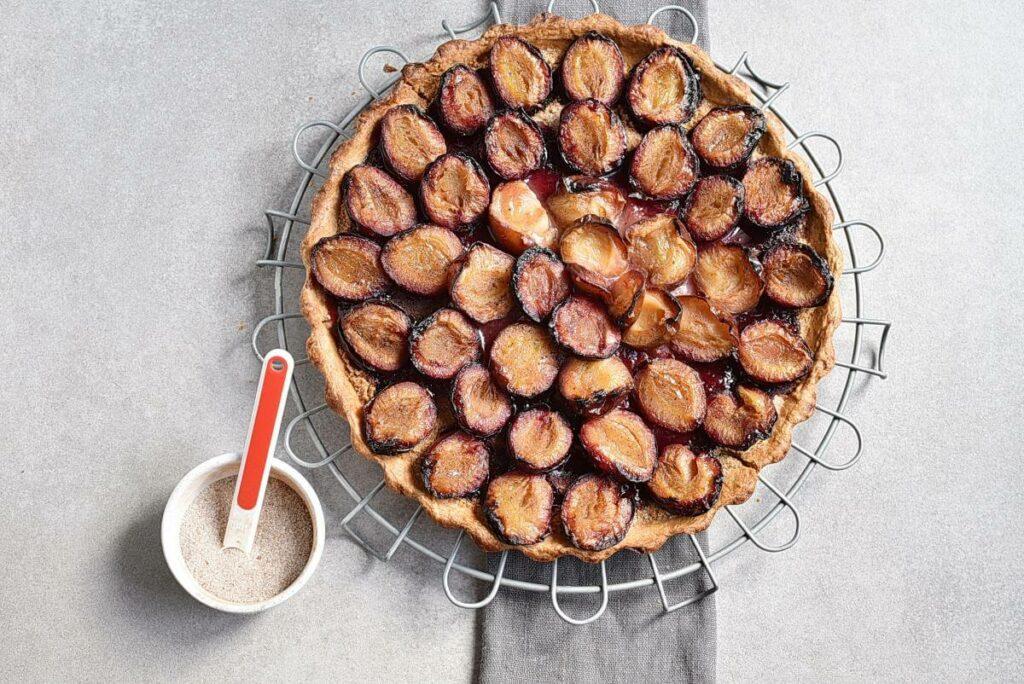 Easy Plum Tart recipe - step 8