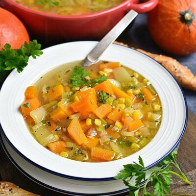 Pumpkin Chowder Recipes– Homemade Pumpkin Chowder–Easy Pumpkin Chowder