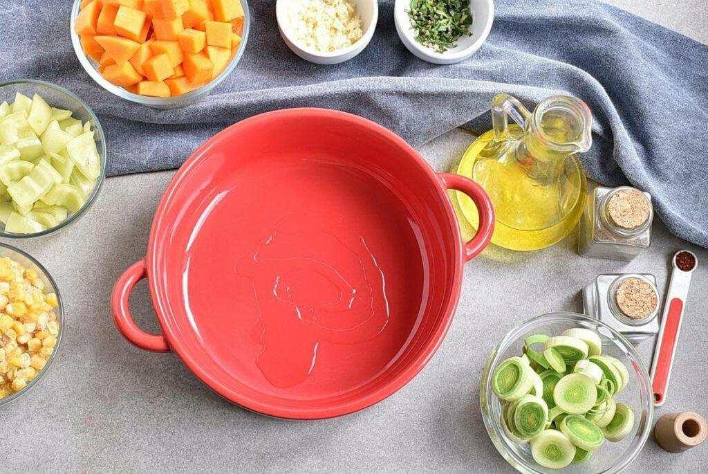 Pumpkin Chowder recipe - step 1