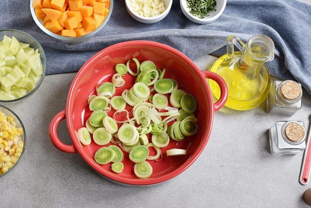 Pumpkin Chowder recipe - step 2