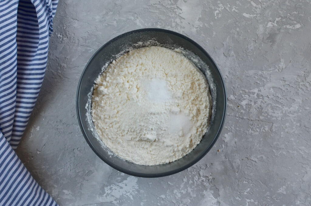Pumpkin Pancakes recipe - step 1