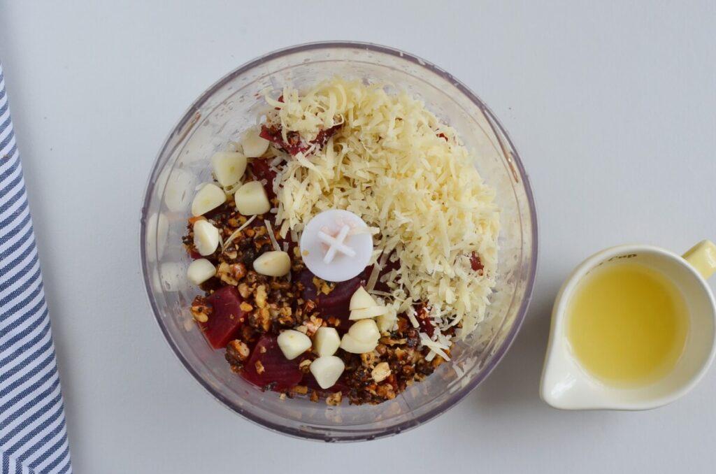Roasted Beet Pesto recipe - step 4