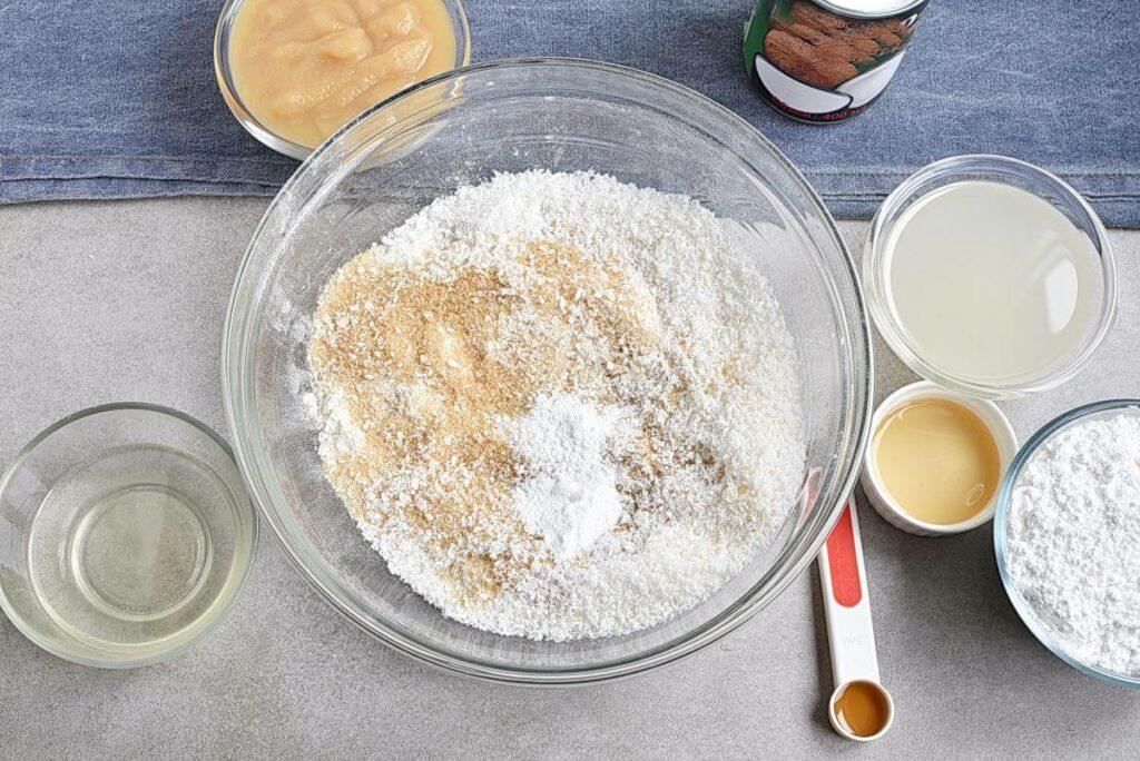 Vegan Coconut Cake recipe - step 2