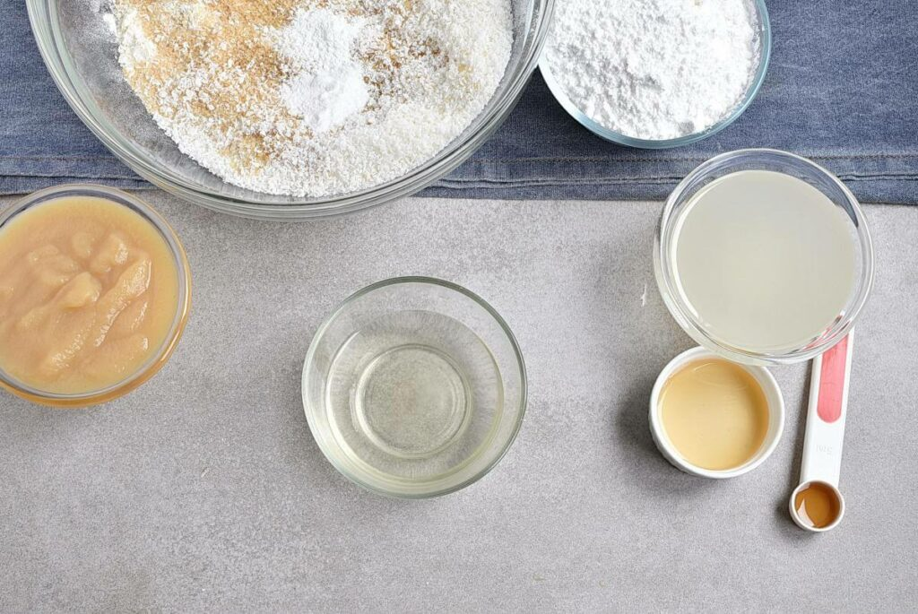 Vegan Coconut Cake recipe - step 3