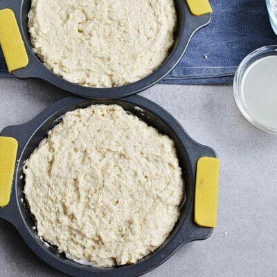 Vegan Coconut Cake recipe - step 6