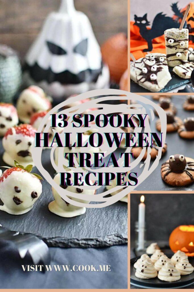 13 Great Halloween Treat Recipes