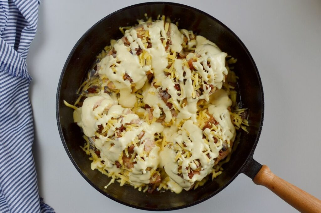 Bacon Mushroom Stuffed Chicken recipe - step 8