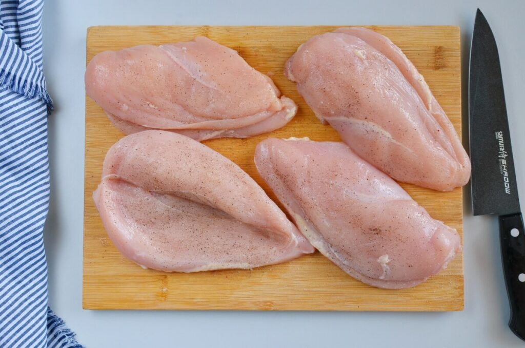 Bacon Mushroom Stuffed Chicken recipe - step 4
