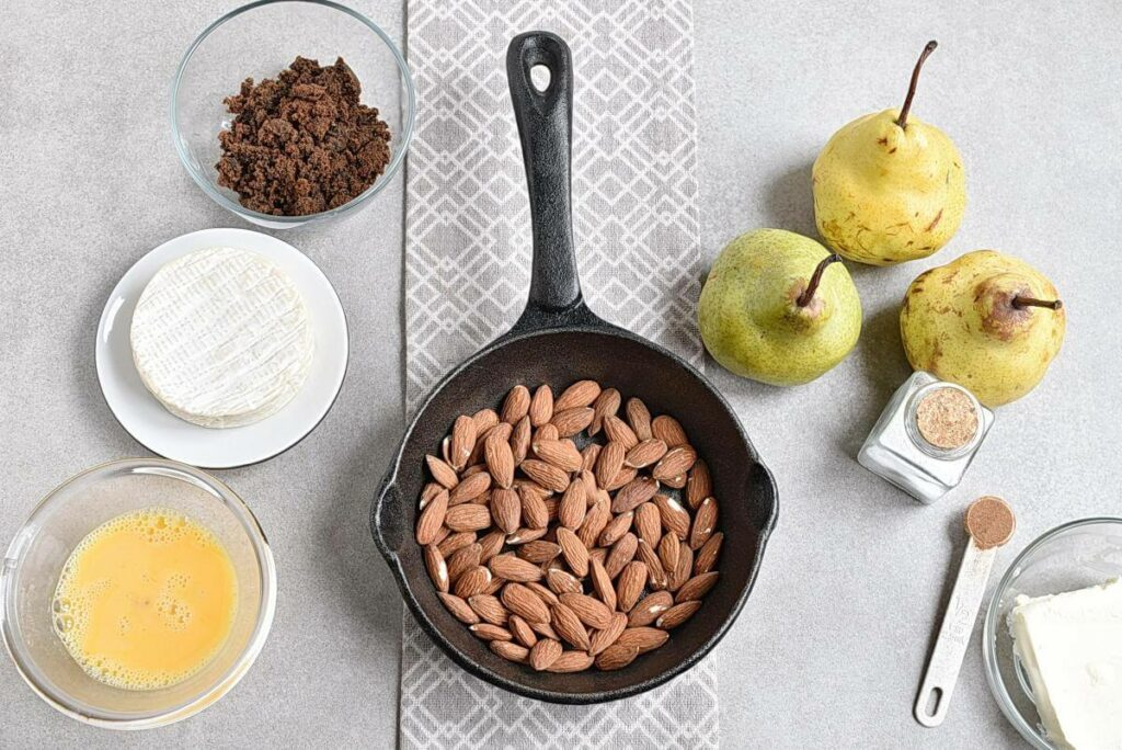Baked Pears in Puff Pastry recipe - step 2