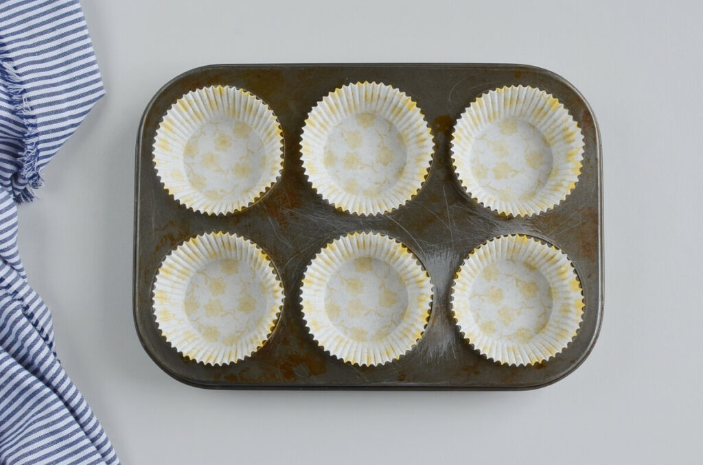 French Breakfast Muffins recipe - step 1