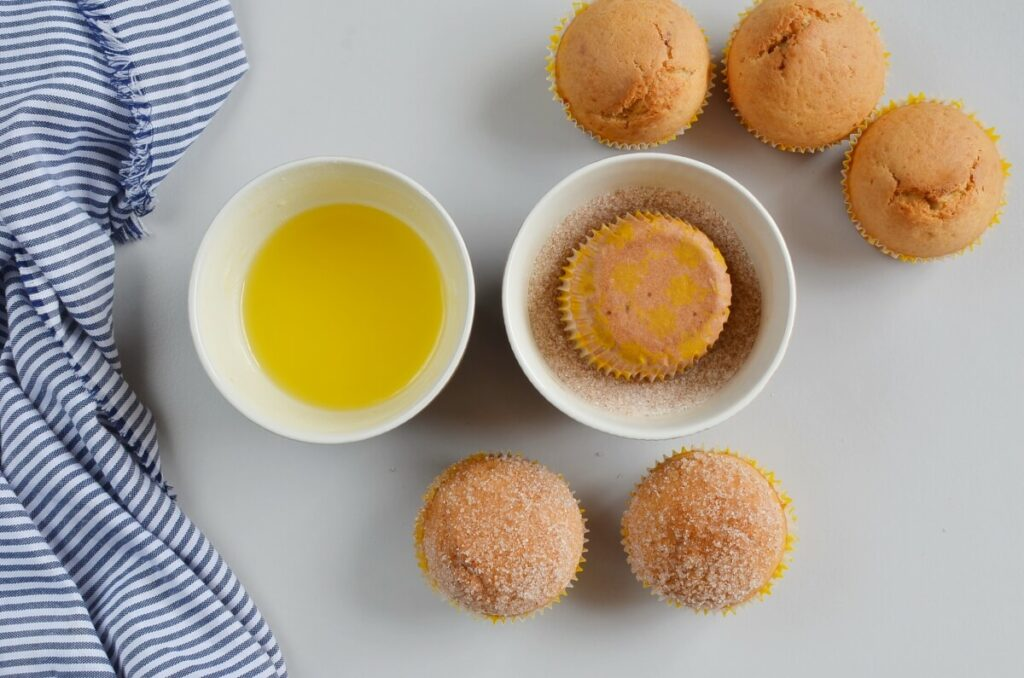 French Breakfast Muffins recipe - step 7