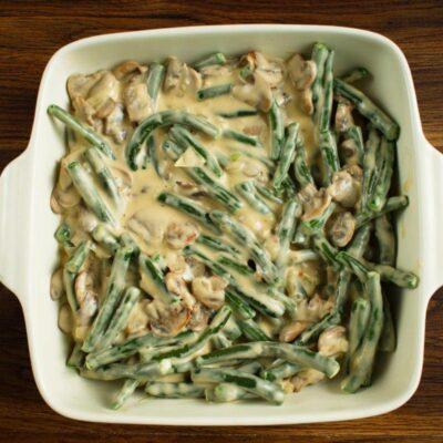 Green Bean Casserole from Scratch recipe - step 8