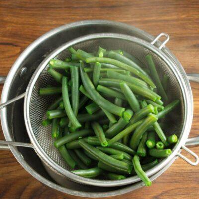Green Bean Casserole from Scratch recipe - step 1