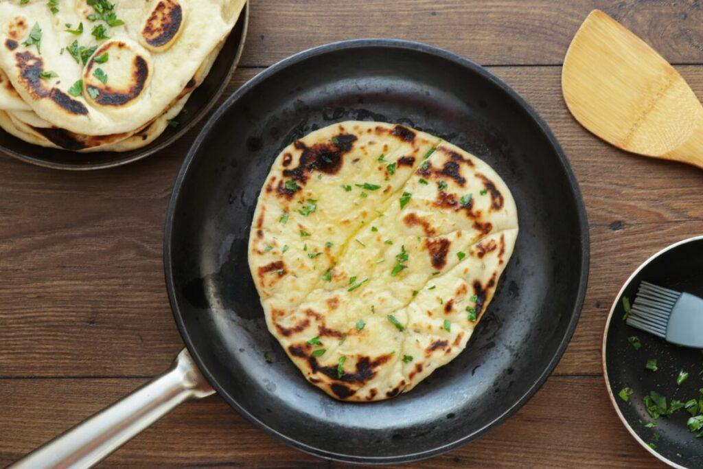 Naan Bread recipe - step 8