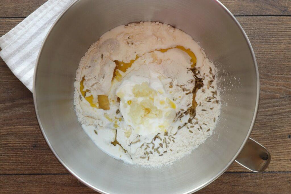 Naan Bread recipe - step 2