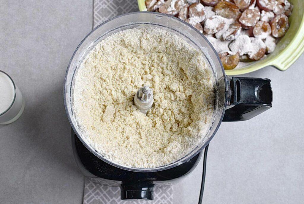 Rustic Plum Biscuit Pie recipe - step 5