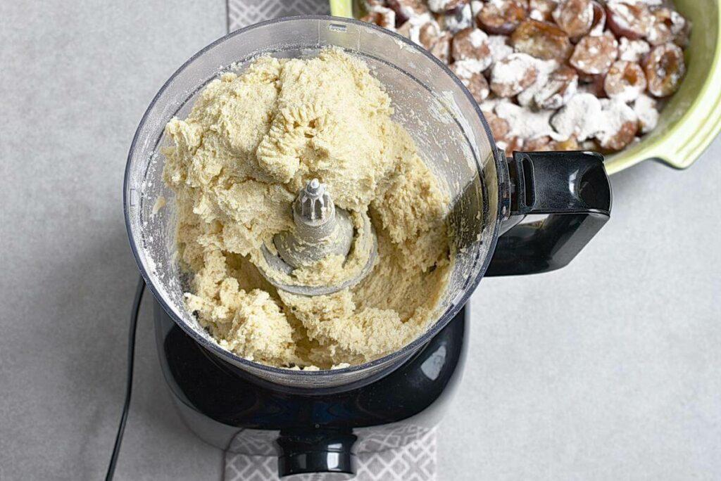 Rustic Plum Biscuit Pie recipe - step 6