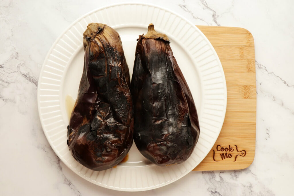 Syrian Baba Ganoush recipe - step 2