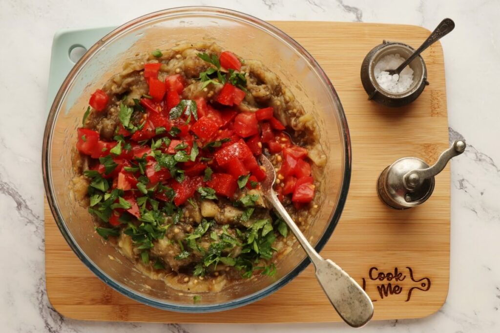 Syrian Baba Ganoush recipe - step 5